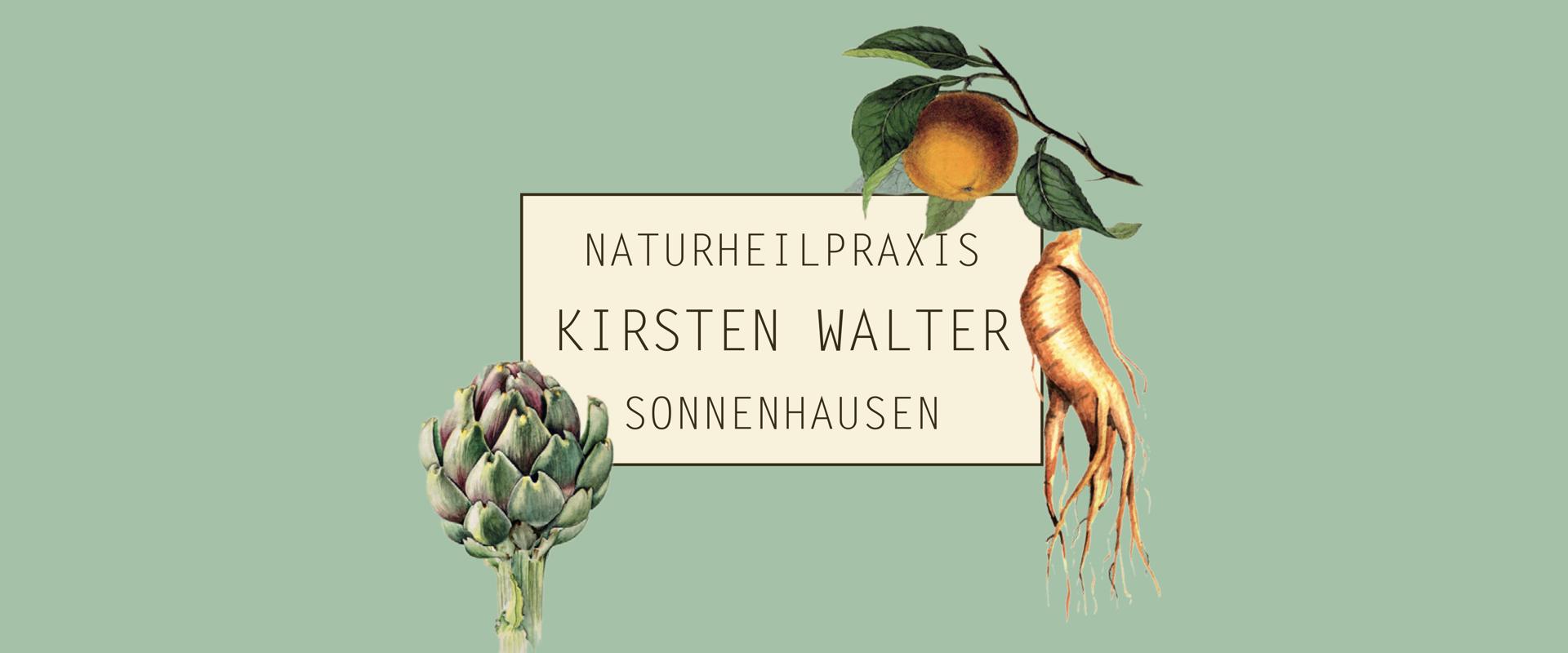Logo der Praxis Kirsten Walter